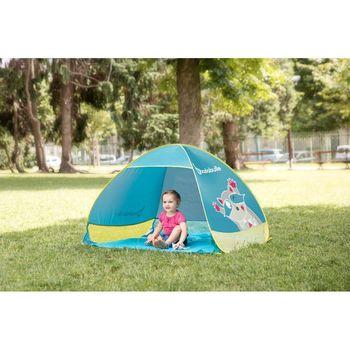 купить Палатка с UV-защитой Badabulle Tent Blue в Кишинёве