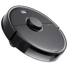Xiaomi Roborock Vacuum Cleaner S5Max, Black