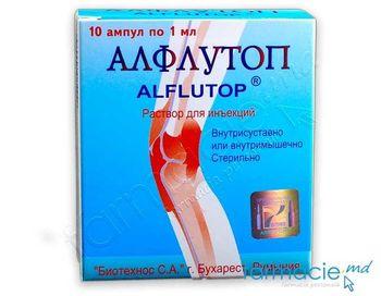 купить Алфлутоп 1% 1 мл амп. №10 в Кишинёве