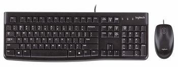 купить Клавиатура Logitech Desktop MK120 Keyboard + Mouse в Кишинёве