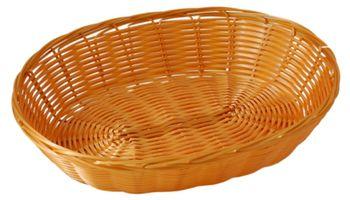Хлебница плетеная овальная Fackelmann 28Х22Х6сm