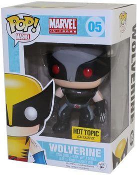 POP! Vinyl X-Men Wolverine X-Force