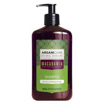 купить Arganicare Шампунь для сухих и поврежденных волос Macadamia в Кишинёве
