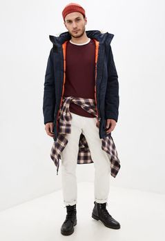 Куртка Tom Tailor Темно синий tom tailor 1014708