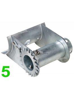 Tiroliana profesionala din oțel inoxidabil- PROFI