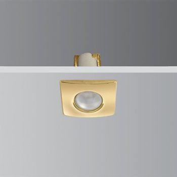 Metsan Встраиваемый светильник R-39 золото