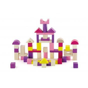 купить Colorful Block Set - 60pcs в Кишинёве