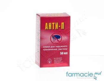 cumpără Anti-P spray cutan., sol. 50 ml  N1 (TVA20%) în Chișinău