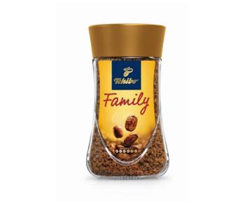 Кофе растворимый Tchibo Family, 100 г.