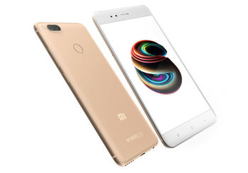 "купить 5.5"" Xiaomi Mi A1 64GB Gold 4GB RAM,Qualcomm Snapdragon 625 Octa-core 2.0GHz,Adreno 506,DualSIM, 5.5"" 1080x1920 IPS 403 ppi, microSD, Dual 12MP, front 5MP, LED flash, 3080mAh, FM-radio, WiFi-AC, BT4.2, LTE, Android One, Infrared port, Fingerprint в Кишинёве"