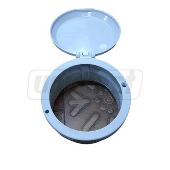 купить Крышка (пластик) для водомера dn 15 EIKD ZENNER в Кишинёве