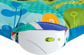 купить Bright Starts Шезлонг качалка с вибрацией Merry Sunshine 2 в 1 в Кишинёве