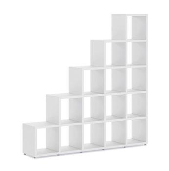 cumpără Etajeră Boon trepte 1830x1810x330 mm,alb în Chișinău
