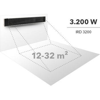 купить Темный инфракрасный радиатор TROTEC IRD 3200 в Кишинёве