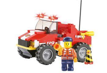 Sluban Конструктор  FIRE ALARM ( 118 деталей )