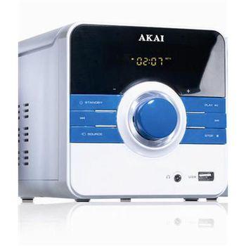 Микросистема DVD AKAI AMD02BE