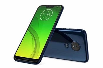 купить Motorola Moto G7 Power 64Gb (XT1955-4), Duos, Blue в Кишинёве