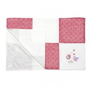 cumpără Pătură Babyono Minky 100x75 cm roz în Chișinău