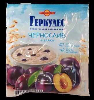 Овсяные хлопья Геркулес с черносливом 35 гр