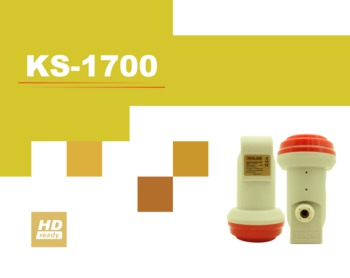 купить REDLINE  Single LNB KS-1700 в Кишинёве
