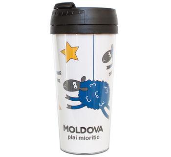 купить Кружка-термо – Moldova plai mioritic в Кишинёве