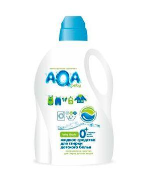 cumpără AQA baby  detergent lichid pentru  haine pentru copii 1,5 l în Chișinău