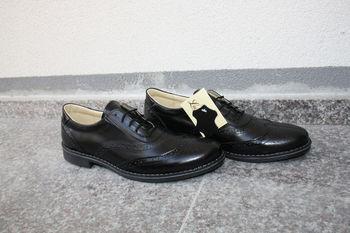 Ботинки оксфорд Lucianis Style