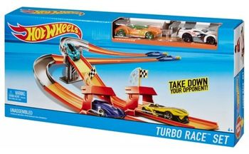 "Трек 3 в 1 ""Супер Гонки"" Hot Wheels, код DNN81"