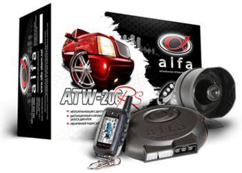 Автосигнализация ALFA ATW-200
