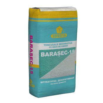 Supraten Декоративная штукатурка Barasec-15 Siliconat 25кг