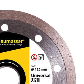 купить 1A1R 115x1,4x8x22,23 Baumesser Universal в Кишинёве