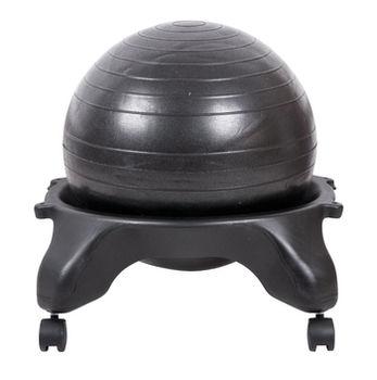 Стул c гимнастическим мячом inSPORTline 10971 (2957)