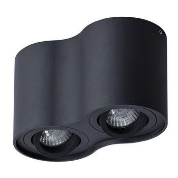 купить A5645PL-2BK Светильник FALCON 2л чёрн в Кишинёве