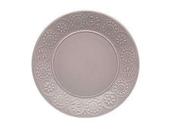 Тарелка 27cm сервировочная Coimbra Lilla, керамика