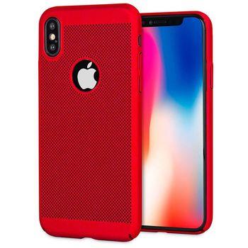 купить Чехол Senno Rock Slim Mate PC Iphone XR  ,Red в Кишинёве