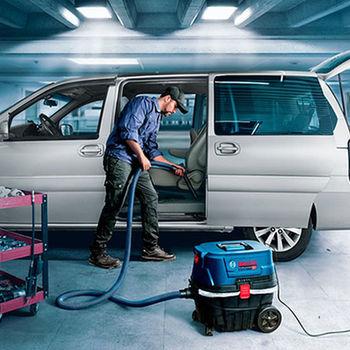 cumpără Aspirator Bosch GAS 12-25 PL 1250 W în Chișinău