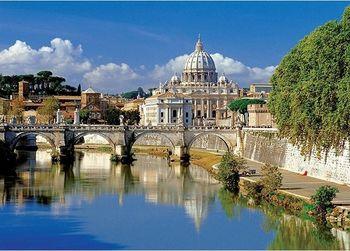 "37087 Trefl Puzzles - ""500"" - Vatican, Rome, Italy"