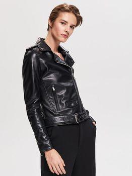Куртка RESERVED Чёрный