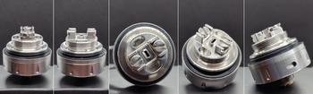 купить CLONE Vandy Vape Berserker BSKR V1.5 MINI MTL RTA в Кишинёве