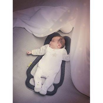 купить Подушка анатомическая 2 в 1 Babymoov Cosymorpho Smokey в Кишинёве