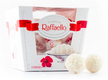 Конфеты Raffaello 150 г
