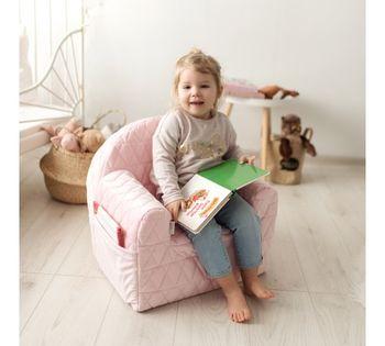 купить Кресло детское Klups Nature&Love Rose в Кишинёве