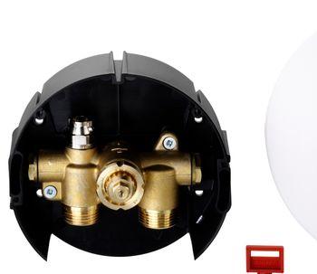 купить Регулирующие клапаны FHV-R.термостатический элемент FJVR в комплекте в Кишинёве