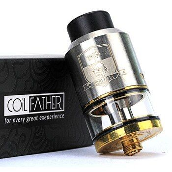 купить Coil Father King RDTA 6.5 ml в Кишинёве