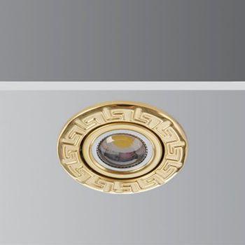 Metsan Встраиваемый светильник MR-16 золото