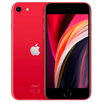 iPhone SE 2020, 64Gb Red MD