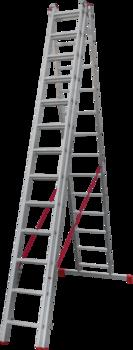 купить Трехсекционная лестница (3x13ст) - 2230313 в Кишинёве