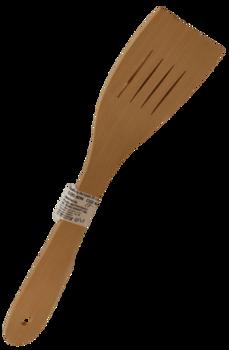 Spatula curbata lemn 31 cm