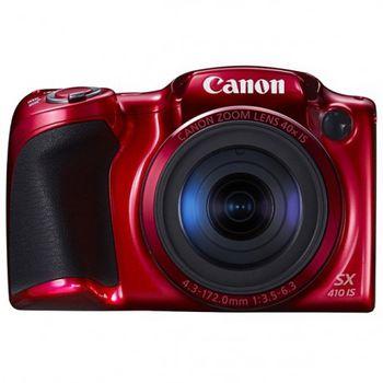 cumpără Canon PowerShot SX410 IS Red în Chișinău
