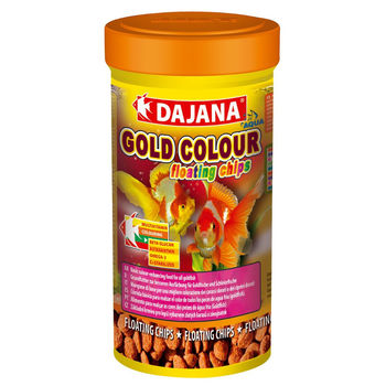 купить Dajana Gold Colour Floating Chips 250 ml в Кишинёве